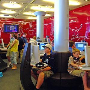 Интернет-кафе Волоколамска