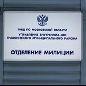Отделения полиции Волоколамска