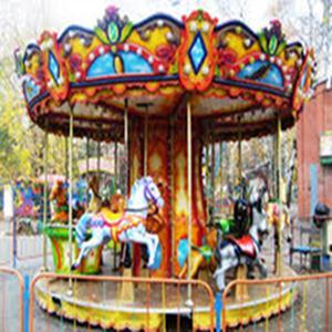 Парки культуры и отдыха Волоколамска