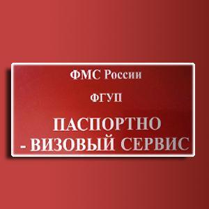 Паспортно-визовые службы Волоколамска