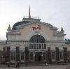 Железнодорожные вокзалы в Волоколамске