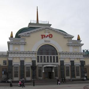 Железнодорожные вокзалы Волоколамска